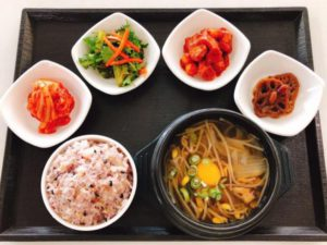Typical Korean diet helped cure acne