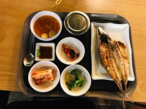 Typical- Korean diet-helped-cure acne