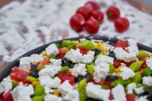 Cottage-Cheese-and-Fruits-Healthy-Breakfast