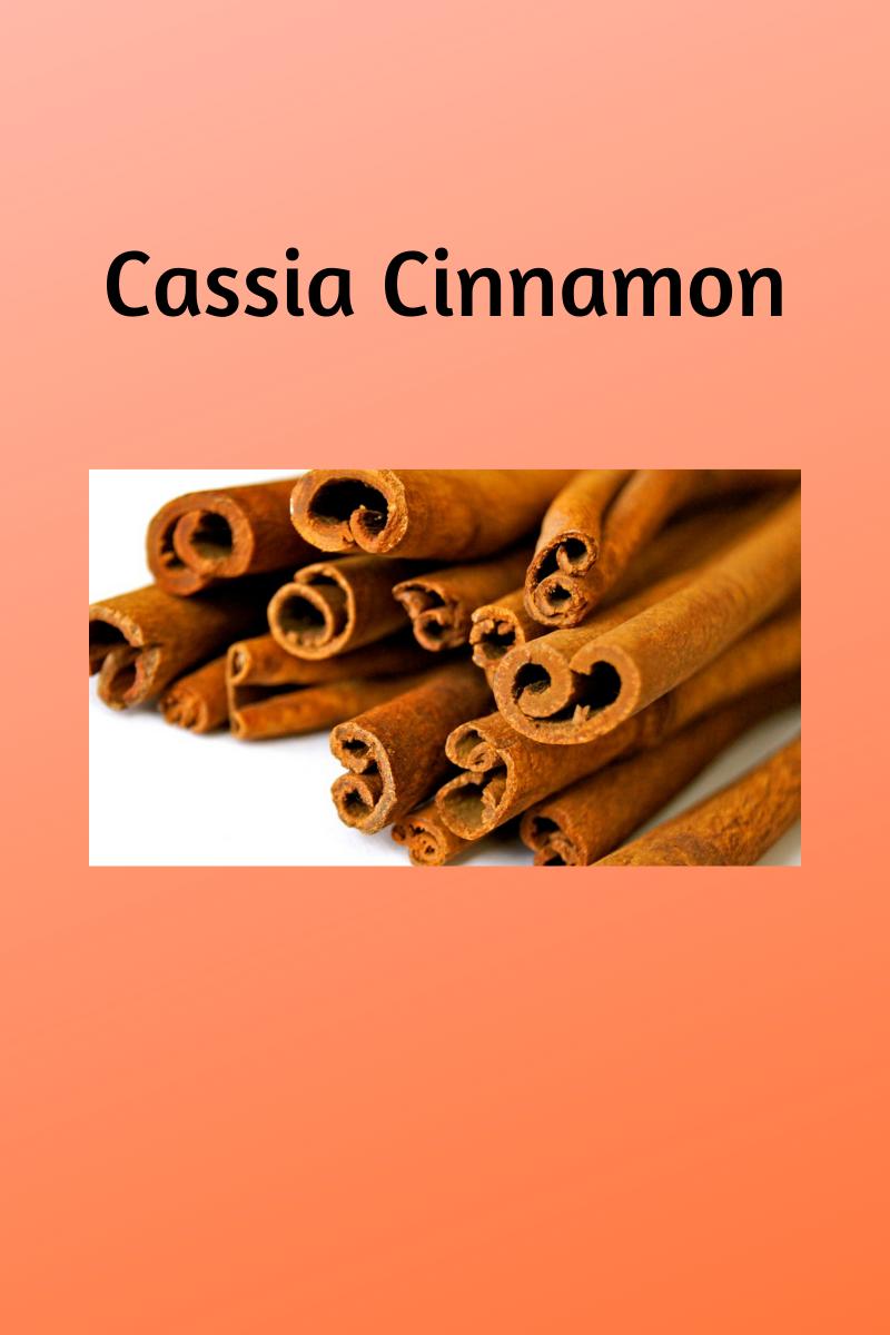 Cassia-Cinnamon
