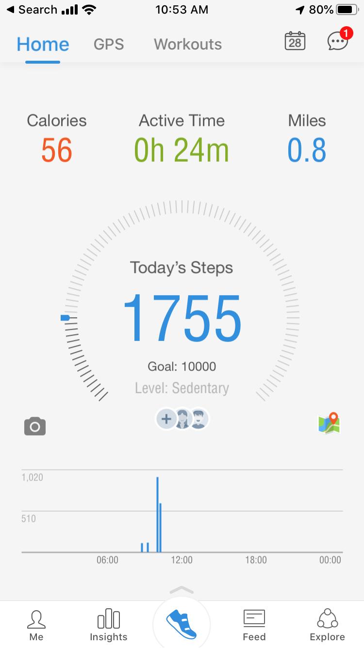 Walk-and-Measure