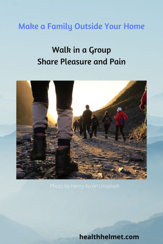walk-in-a-group-Remove-loneliness