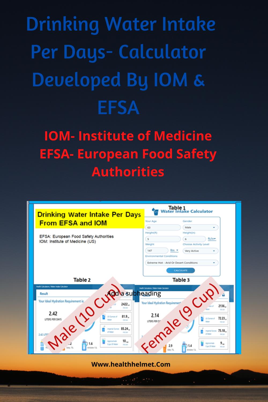Per -Day-Water-Intake-Calculator Developed- By- IOM- &- EFSA (1)