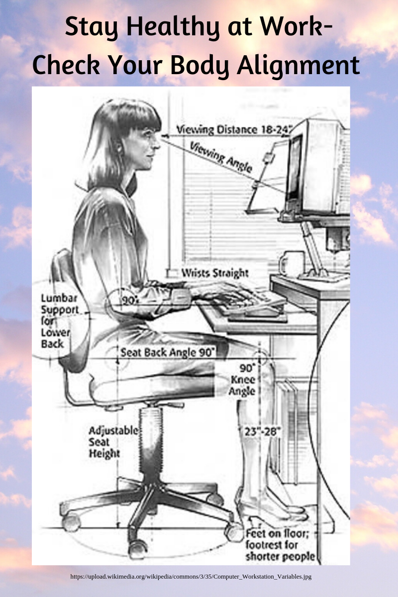 Stay Healthy at Work-Check-Your-Body-Alignment