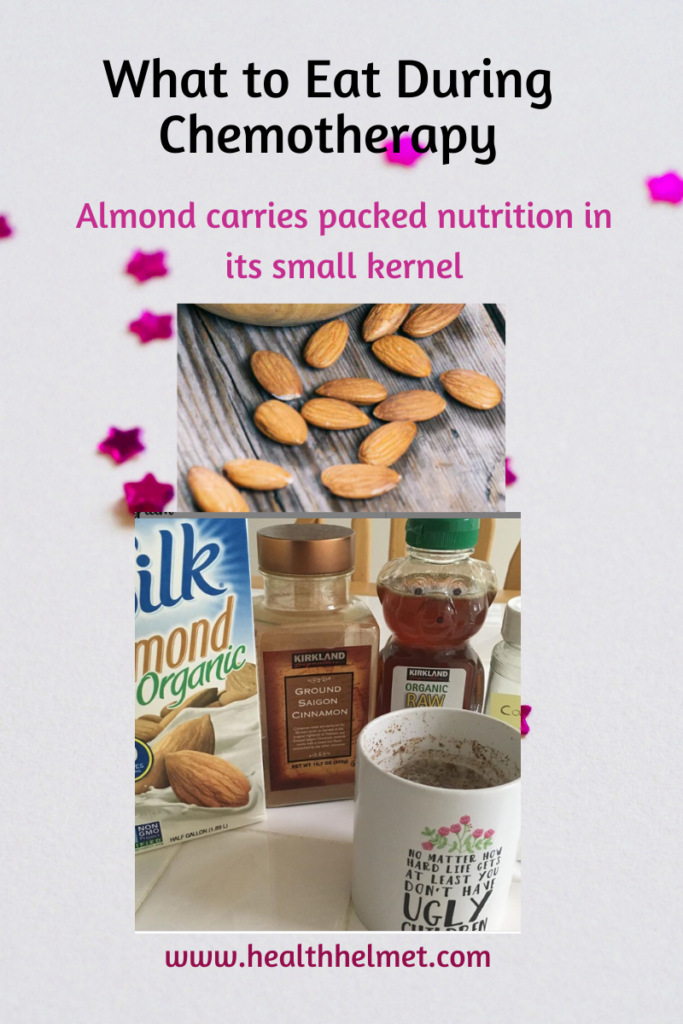 Almond-Best-Foods-to-Eat-During-Chemotherapy