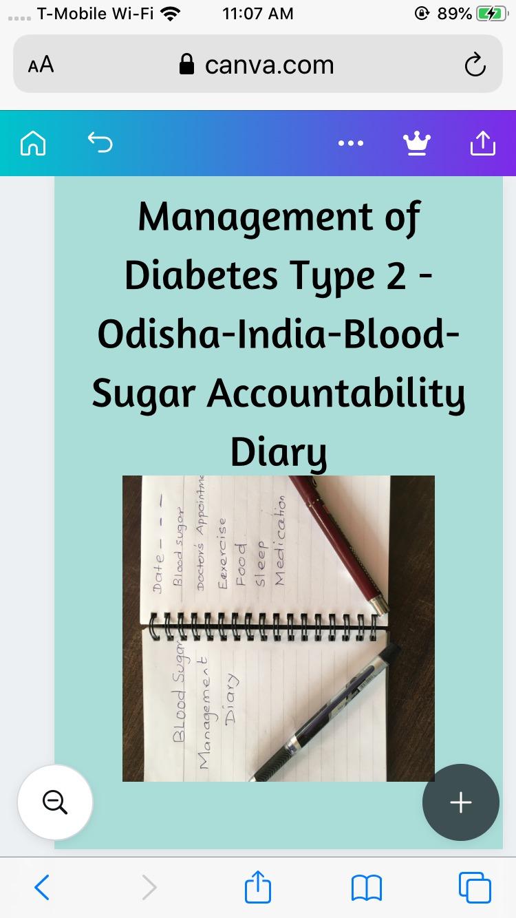 Management-of-Diabetes-Type-2-Accountability