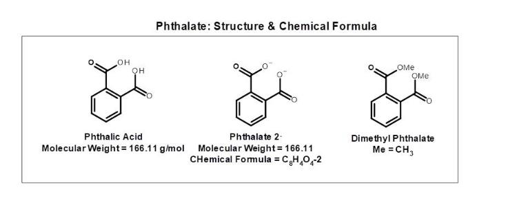 Phthalates-Molecular-Structure-and-Formula
